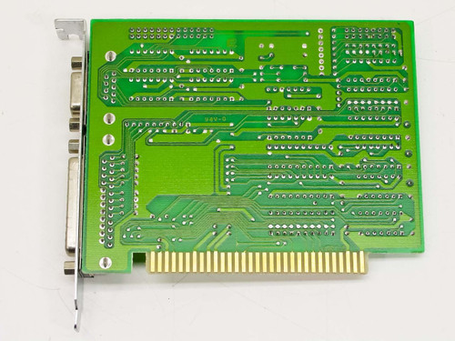 Kouwell ISA 8-Bit Serial & Parallel Card (KW-524H)