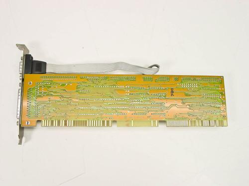 Kouwell KW-559V12 32-Bit VLB Controller Card IDE Floppy Serial Parallel Ports