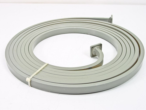 Micro~Coax Components Wave Guide Ku band 12.4 to 18.0GHz Delay Line 1029 WR-62