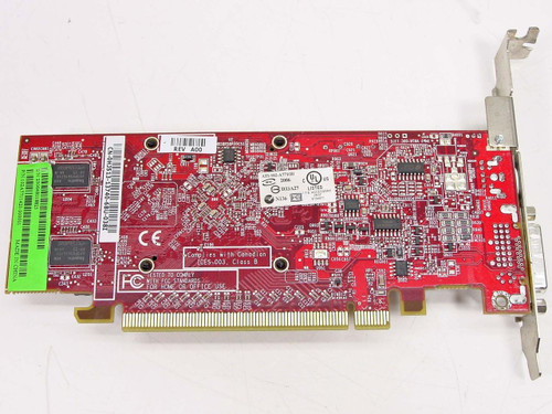 Dell HJ513 128MB PCIe Video Card with DVI and S-Video - ATI Radeon X1300