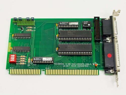 Mica Mica Interface Card  15437A