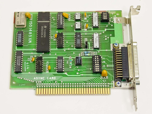 IBM 1501485 XM 8-Bit ISA Async Card - Vintage