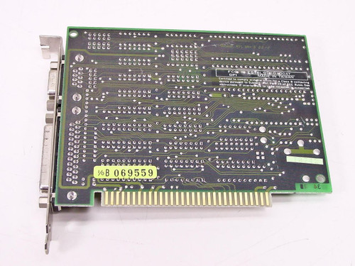 Diamond Flower  Serial/Parallel IO Card PBIO-220