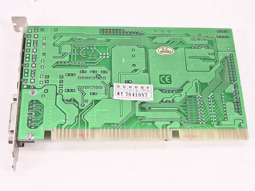 OPTi Sound card OPTi925