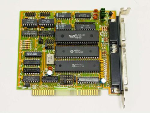 Dynova T-Zone RT900400603 8-Bit ISA 15 Pin 25 Pin Parallel Adapter Card