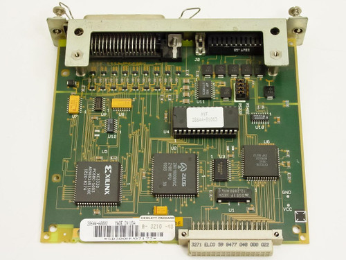 HP  Serial/parallel Module  A-3210-48