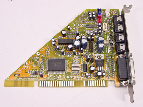 HP 5064-2620 16-Bit Sound Card with Game Port