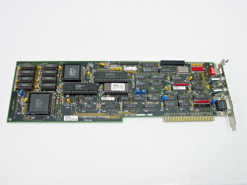 American Mitac Corporation Mono Video Card PWA-EGA 850912