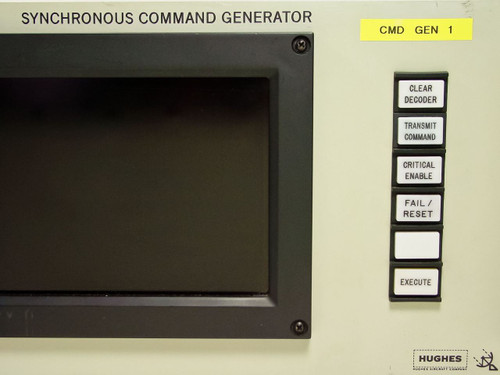 Hughes Synchronous Command Generator 240VAC 3878523-100