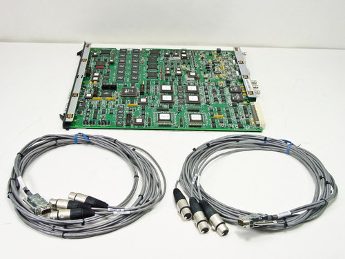 CLI 410588-01 Audio Encoder MPEG2 -w/Cables - No User's Guide