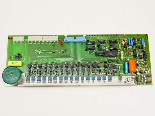 Varian 135935 4kVA 120VAC Regulator Board