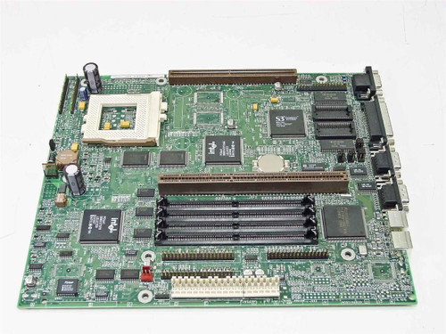 NCR PBA 648694 Intel Processor Board with Riser Slot and AT + 6-Pin Power