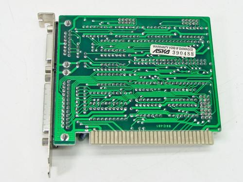 ASKA  ISA 8 Bit Parallel Printer & Game Port SST-2831