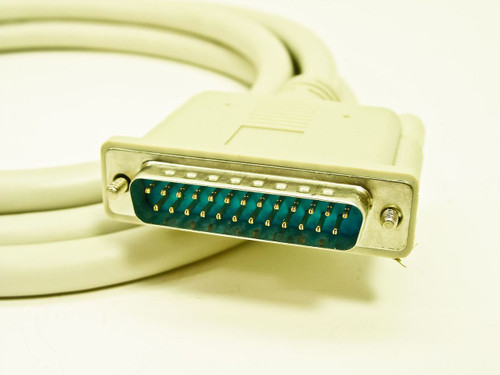 AWM 5 1/2 foot SCSI 50-Pin to 25-Pin Cable Heavy Duty (E89980)