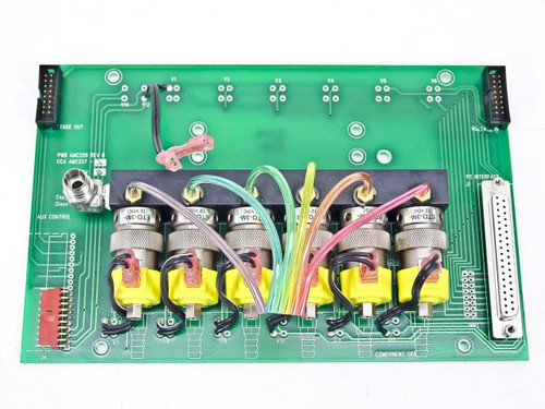 Dison 6 Port Manifold on Dison Controller Board (AMC206)