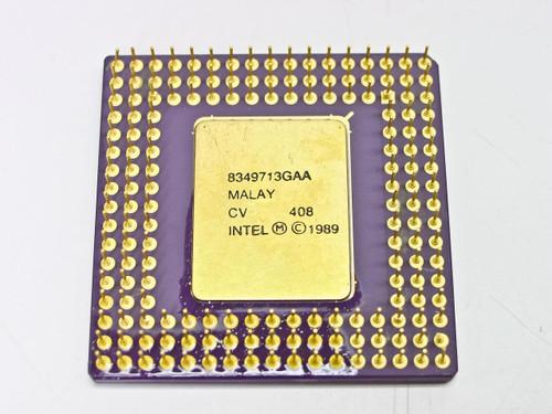 Intel 486SX/33MHz Processor A80486SX-33 (SX680)