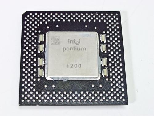 Intel Pentium 200 MHz MMX Processor BP80502200 (SU114)