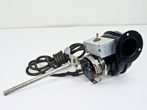Hiller 3400 RPM Blower Motor Fan with Heinze motor and switch 052199