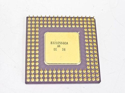 Intel SX749 50Mhz Processor- A80486DX2-50 - Vintage 486 CPU