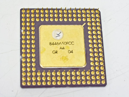 Intel 486DX2/66 Processor A80486DX2-66 (SX911)