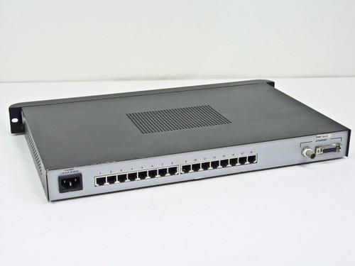 Xyplex MX-1600-001 Maxserver 1600 Terminal Server 16 Port with AUI BNC Ethernet