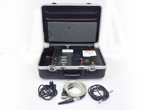 Cabletron LAN-MD Ethernet Tester With Manual, Case and Accessories