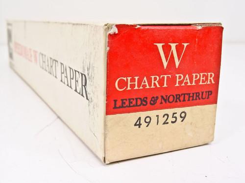 Leeds & Northrup Speedomax W Chart Paper 491259