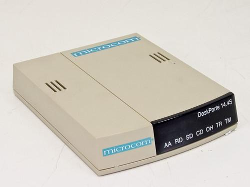 Microcom DeskPorte 14.4S 14,400 bps Data/Fax Modem 103603006A