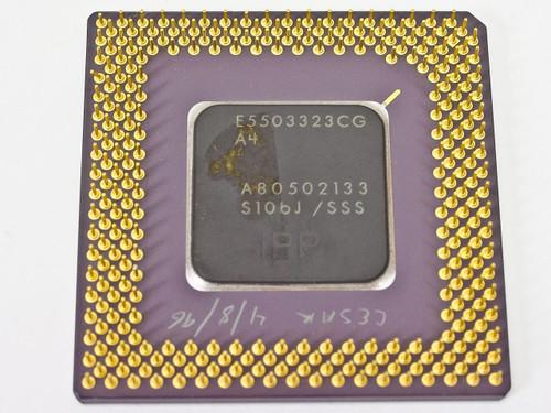Intel S106J PI 133Mhz Processor A80502133 Computer CPU