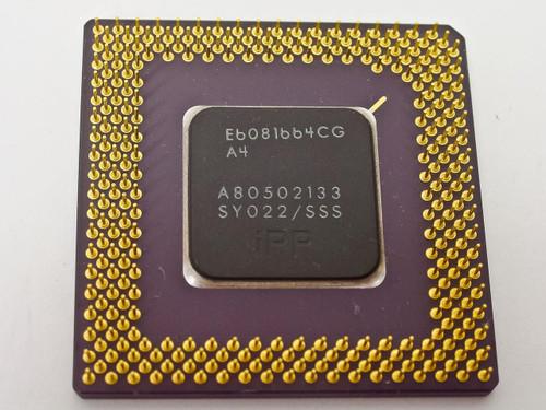 Intel P1 133Mhz Processor A80502133 (SY022)