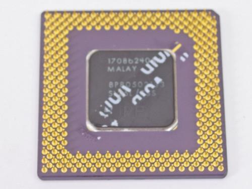 Intel  Pentium 133 BP80502133  SL25L