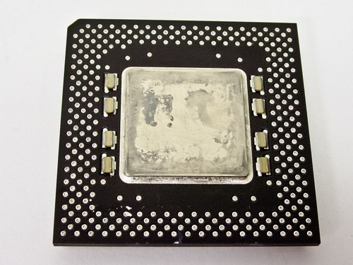 Intel SY044 P200 200MHz CPU FV80502200 Computer Processor