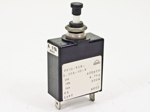 Airpax Circuit Breaker PP11-61F