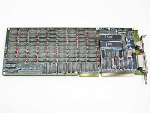 M A systems  25 pin parallel 9 pin serial with memory Card 9000 900014
