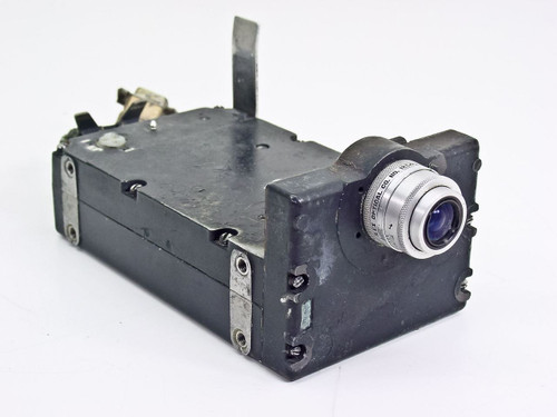 Perkin-Elmer Body Motion Picture Camera 917-FA with ILEX 14mm Lens 330887