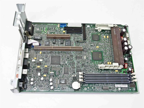 Compaq 296669-001 Pentium II Slot 1 Motherboard No Riser Card