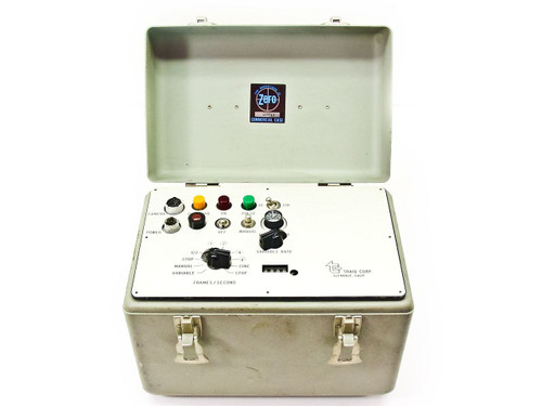 Traid High Speed Film Camera Intervalometer Controller with Travel Hard Case