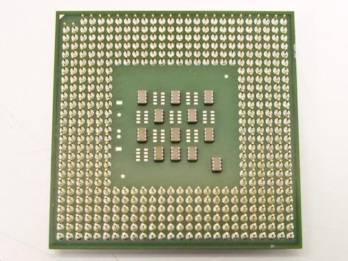 Intel P4 2.66 GHz Laptop CPU (SL6PE)