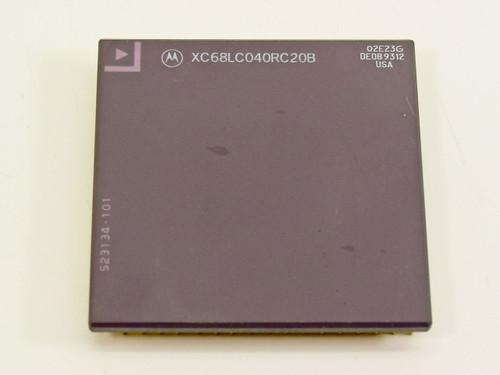 Motorola  20 MHz 179-pin Processor XC68LC040RC20B