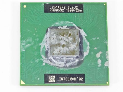 Intel Celeron Mobile 1.6 GHz 256K Cache CPU (SL6J2)