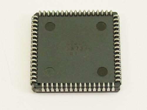 Siemens  8 MHz 68-pin Vintage Microprocessor 80286-N