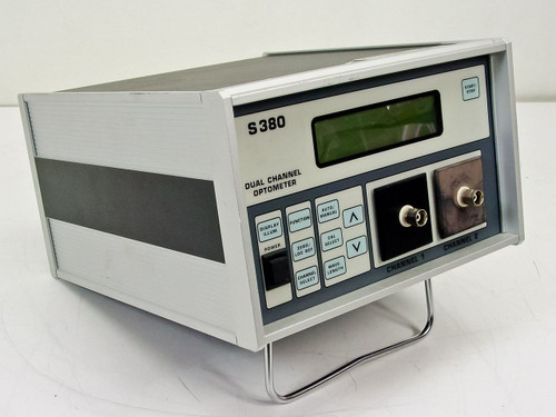 UDT S380 Dual Channel Optometer System with IEEE 485 Interface