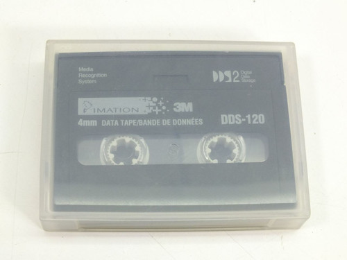 Imation DDS-120 3M 4mm Data Tape