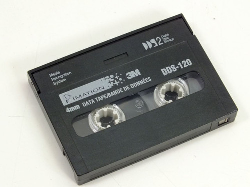 Imation 4mm Data Tape (DDS-120)