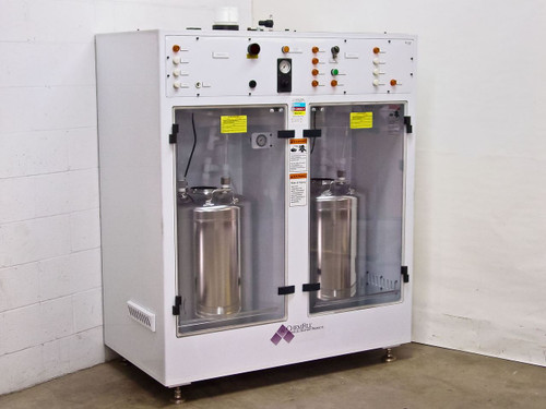 FSI BOC Edwards Chemfill Chemical Canister Module Delivery System