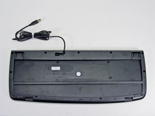 Logitech 820-000310 Deluxe 250 USB Keyboard - Y-UT76 - Tested GOOD