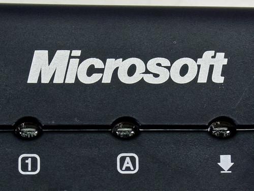 Microsoft Basic Keyboard 1.0A RT9480 (X800468-151)