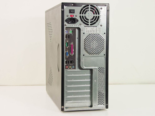 Ojai PC 2.53GHz, 1GB RAM, 80GB HDD Tower Intel Celeron D
