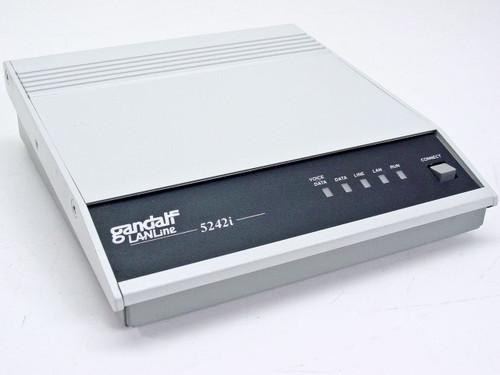 Gandalf 5242I 10150Z1 LANline NA U Voice/Data Telecommuter Bridge