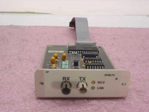 Cabletron ST FOIRL. 1-PORT FIBER OPTIC SPIM-F2